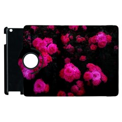 Bunches Of Roses Apple Ipad 3/4 Flip 360 Case