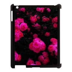 Bunches Of Roses Apple Ipad 3/4 Case (black)