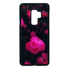 Bunches Of Roses Samsung Galaxy S9 Plus Seamless Case(black)