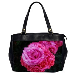 Bunches Of Roses (close Up) Oversize Office Handbag (2 Sides)