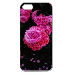Bunches Of Roses (close Up) Apple Seamless Iphone 5 Case (clear)