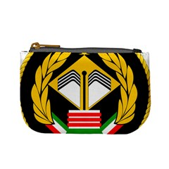Iranian Army Badge Of Master s Degree Conscript Mini Coin Purse by abbeyz71