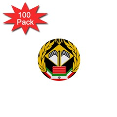 Iranian Army Badge Of Doctorate s Conscript 1  Mini Buttons (100 Pack)  by abbeyz71