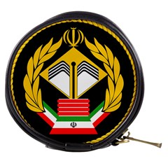 Iranian Army Badge Of Doctorate s Conscript Mini Makeup Bag by abbeyz71
