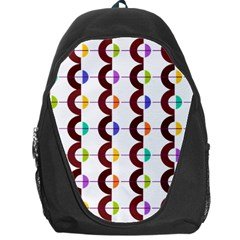 Zappwaits Retro 12 Backpack Bag by zappwaits
