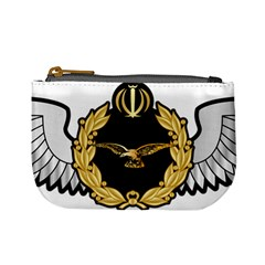 Iranian Army Aviation Pilot Wing Mini Coin Purse by abbeyz71
