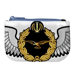 Iranian Army Aviation Pilot Wing Large Coin Purse by abbeyz71