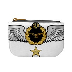 Iranian Army Aviation Pilot Third Class Wing Mini Coin Purse by abbeyz71
