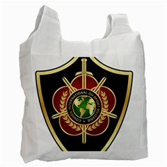 Iranian Cism Emblem Recycle Bag (two Side) by abbeyz71