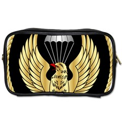 Iranian Army Freefall Parachutist 3rd Class Badge Toiletries Bag (two Sides) by abbeyz71