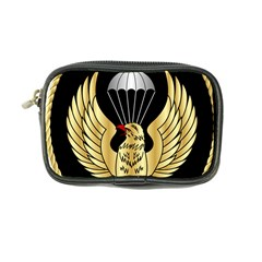 Iranian Army Freefall Parachutist 2nd Class Badge Coin Purse by abbeyz71