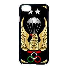 Iranian Army Freefall Parachutist 2nd Class Badge Iphone 7 Seamless Case (black) by abbeyz71