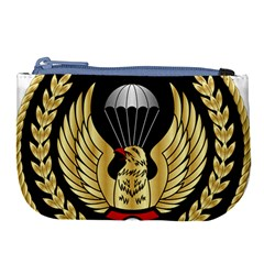 Iranian Army Parachutist Freefall Master 2nd Class Badge Large Coin Purse by abbeyz71
