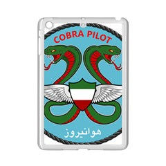 Iranian Army Aviation Cobra Helicopter Pilot Chest Badge Ipad Mini 2 Enamel Coated Cases by abbeyz71