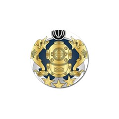 Iranian Navy Special Diver First Class Badge Golf Ball Marker (10 Pack) by abbeyz71