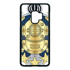 Iranian Navy Special Diver First Class Badge Samsung Galaxy S9 Seamless Case(black)