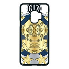 Iranian Navy Special Diver Second Class Badge Samsung Galaxy S9 Seamless Case(black)