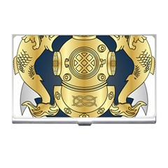 Iranian Navy Special Diver Third Class Badge Business Card Holder by abbeyz71