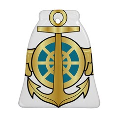 Iranian Navy Aviation Pilot Badge Ornament (bell)