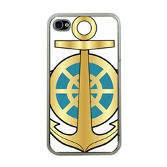 Iranian Navy Aviation Pilot Badge Iphone 4 Case (clear) by abbeyz71