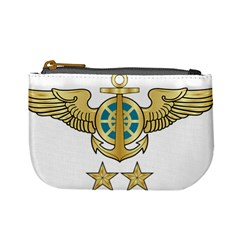 Iranian Navy Aviation Pilot Badge 2nd Class Mini Coin Purse by abbeyz71