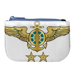 Iranian Navy Aviation Pilot Badge 2nd Class Large Coin Purse by abbeyz71