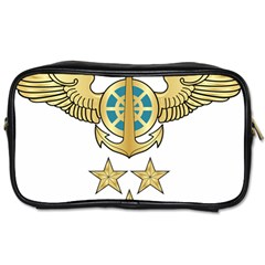 Iranian Navy Aviation Pilot Badge 1st Class Toiletries Bag (two Sides) by abbeyz71