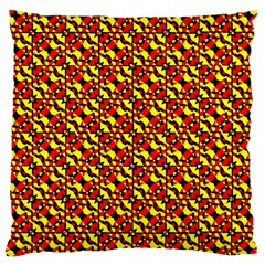 Rby 5 Large Cushion Case (two Sides) by ArtworkByPatrick