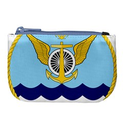Official Insignia Of Iranian Navy Aviation Large Coin Purse by abbeyz71