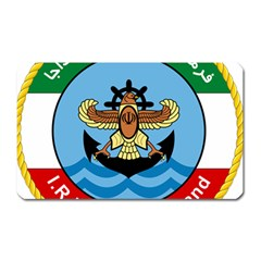 Official Insignia Of Iranian Navy Air Command Magnet (rectangular) by abbeyz71