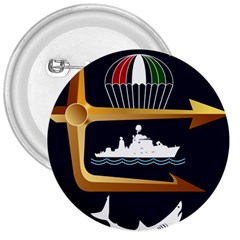 Iranian Navy Marine Corps Badge 3  Buttons by abbeyz71