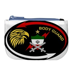 Iranian Army Bodyguard Badge Large Coin Purse by abbeyz71