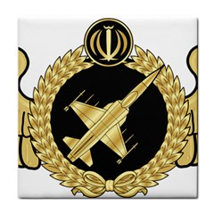 Iranian Air Force F 5 Fighter Pilot Wing Tile Coasters by abbeyz71