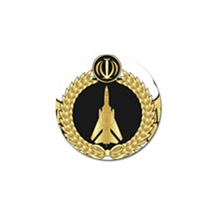 Iranian Air Force Sukhoi Su-24 Fighter Pilot Wing Golf Ball Marker (10 Pack) by abbeyz71