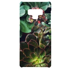 Succulents Samsung Note 9 Black Uv Print Case