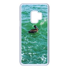 Waterbird  Samsung Galaxy S9 Seamless Case(white)