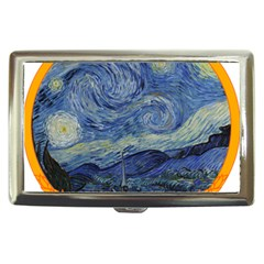 The Starry Night Starry Night Over The Rhne Pain Cigarette Money Case