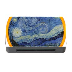 The Starry Night Starry Night Over The Rhne Pain Memory Card Reader With Cf