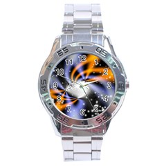 Supernova Space Star Stainless Steel Analogue Watch by Pakrebo