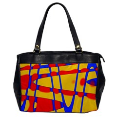 Graphic Design Graphic Design Oversize Office Handbag