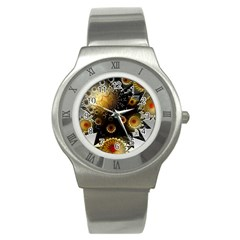 Star Mystical Fantasy Stainless Steel Watch