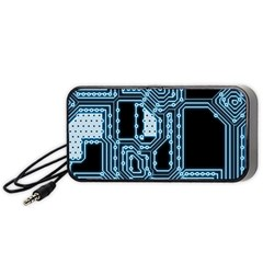 Circuit Pcb Tile Tiling Computer Portable Speaker