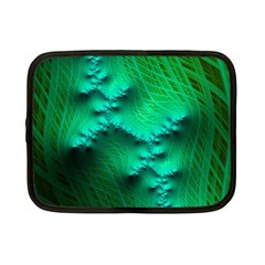 Fractal Maths Design Backdrop Netbook Case (small)