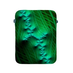 Fractal Maths Design Backdrop Apple Ipad 2/3/4 Protective Soft Cases