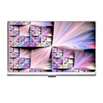 Fractal Art Artwork Digital Art Business Card Holder Front