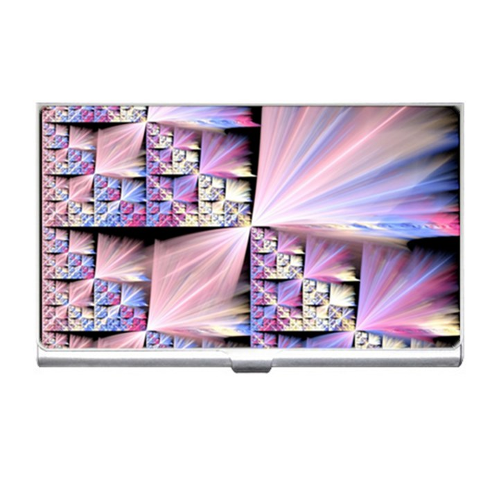Fractal Art Artwork Digital Art Business Card Holder