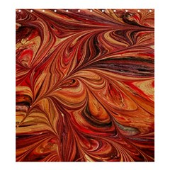 Marbled Paper Mottle Color Movement Shower Curtain 66  X 72  (large)  by Pakrebo