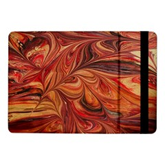 Marbled Paper Mottle Color Movement Samsung Galaxy Tab Pro 10 1  Flip Case