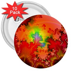 Background Abstract Color Form 3  Buttons (10 Pack)