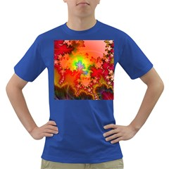 Background Abstract Color Form Dark T Shirt